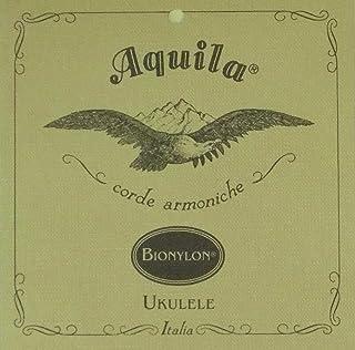 Aquila AQ U BN 60U bionylon Ukelele Set (GCEA Concert, Low de G, Wound)