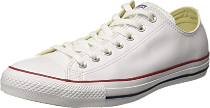 Converse Unisex's Leather Sneakers