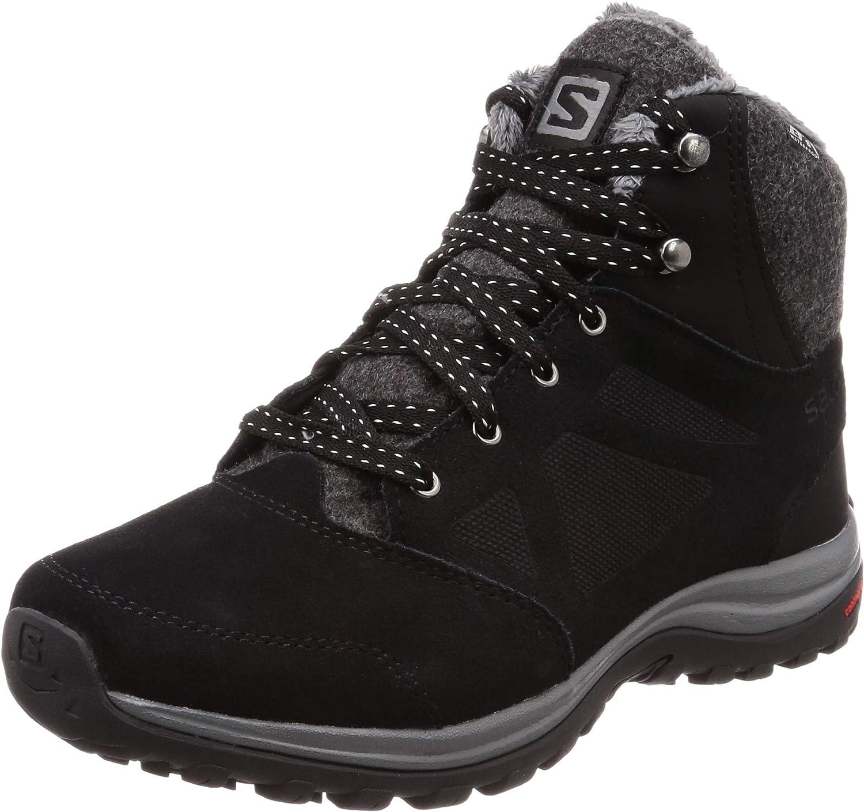 SALOMON Womens Ellipse Freeze Cs Wp W Hiking Boot