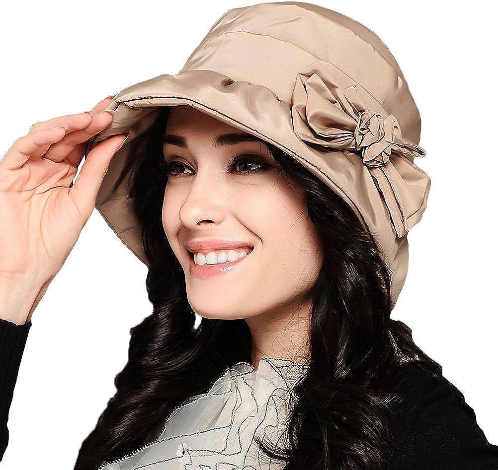 Maitose™ Women's Waterproof Windproof Bucket Hat