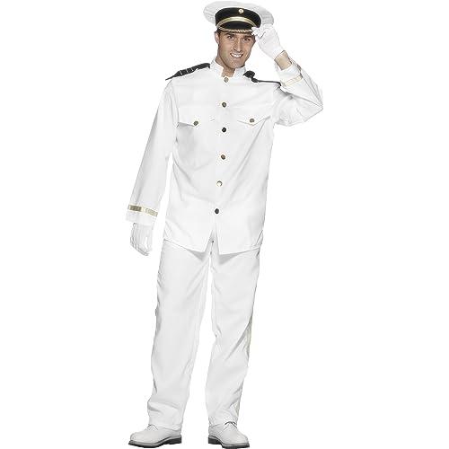 Smiffys Captain Costume