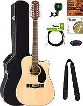 Best fender 12 string acoustic guitar Reviews