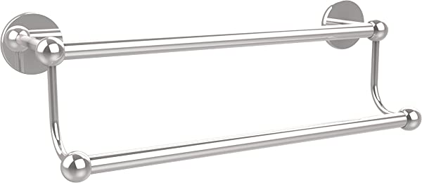 Allied Brass P1072 36 PC Prestige Skyline Collection 36 Inch Double Towel Bar Polished Chrome