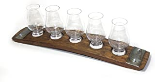 whiskey tasting tray