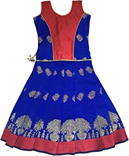 kerala dress for baby girl