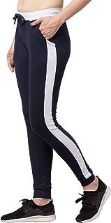 American-Elm Women's Slim Fit Trackpants