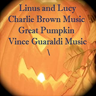 Linus and Lucy ( Charlie Brown Music / Great Pumpkin ) Vince Guaraldi - Single