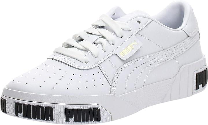 Scarpe puma cali bold d, scarpe da ginnastica donna 370811
