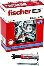 Fischer bevestiging voor holle ruimten DUOBLADE grijs/rood/metaal, 545676