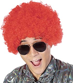 red clown wig kids