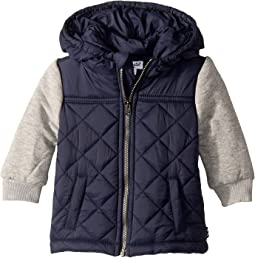 Jacket Puff with Hood (Infant)
