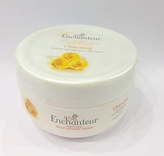 Enchanteur Perfumed Charming Moisturizing Cream 200 ml With Free Ayur Sunscreen 50 ml