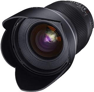 Samyang Obiettivo 16mm F/2.0 ED AS UMC CS per Sony E, APS -C, Nero