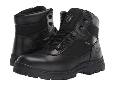 SKECHERS Work Wascana Benen WP Tactical (Black) Men