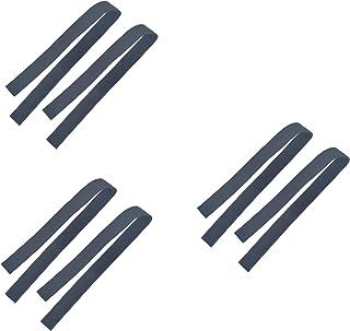 Pilika Correas para Hover Board Go Kart Cinta de Nylon de Repuesto Tipo estándar Especial para 6.5 Pulgadas Auto Equilibrio Scooter