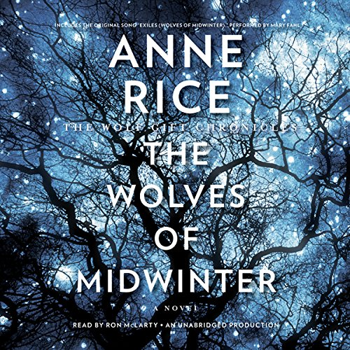 The Wolves of Midwinter audiobook cover art