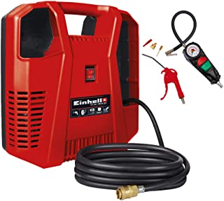 Compresor Einhell TH-AC 190 Kit (1.100W, potencia de