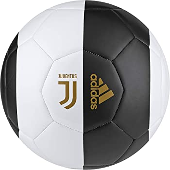 adidas 2019-2020 Juventus Capitano Football (Black-White)