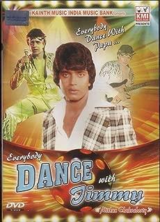 Everybody Dance with Jimmy: Mithun Chakraborty Songs DVD