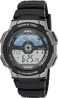Casio AE-1100W-1AV For Men-Digital, Sport Watch, Resin, Quartz