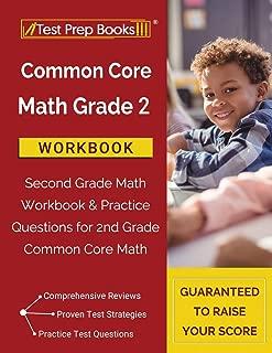 Common Core Math Grade 2 Workbook: Second Grade Math Workbook & Practice Questions for 2nd Grade Common Core Math