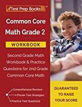 Common Core Math Grade 2 Workbook: Second Grade Math Workbook & Practice Questions for 2nd Grade Common Core Math
