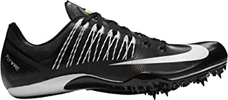 Nike Men's Zoom Celar 5 Track and Field Shoes(Black/White, 13 D(M) US)