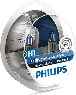 philips diamond vision 5000k h1