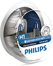 BOMBILLAS DE MEJORA H1 PHILIPS DIAMOND VISION H1 5000k