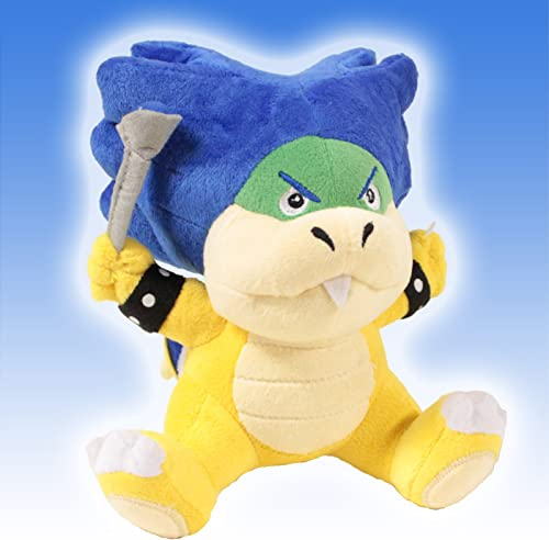 Garantía 100% de ajuste Super Mario Brojohers 6 Plush Plush Plush ludwig von Koopa toy Doll by Super Mario Brojohers  clásico atemporal