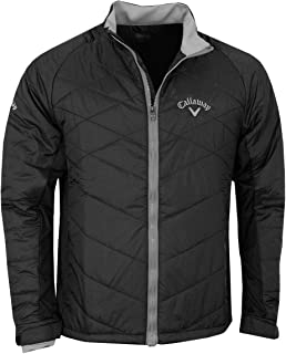 Golf 2018 Mens Full Zip Chev Thermal Puffer Jacket