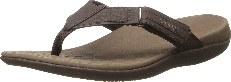Vionic Men's Tide Max 64% Weekly update OFF Ryder Toe Post Sandals- Sanda Supportive