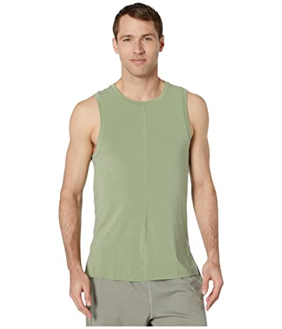 Nike Active Recovery Dri-FIT Tank (Oil Green/Black) Men