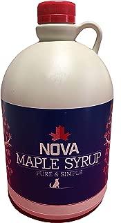 Nova Maple Syrup - Pure Grade-A Maple Syrup (Quart)