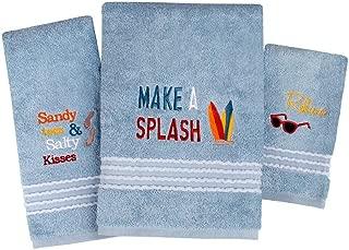 Best beach themed bathroom towel sets Reviews