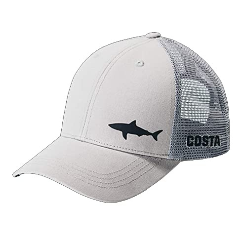 50dcebf5e4b5c Costa Del Mar Ocearch Blitz Trucker Hat (Gray