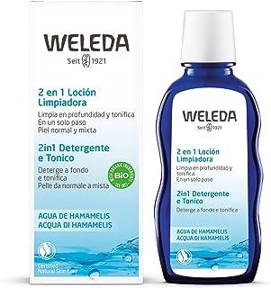 WELEDA 2 in 1 Reiniger und Toner 1 Stück, 100.0 ml