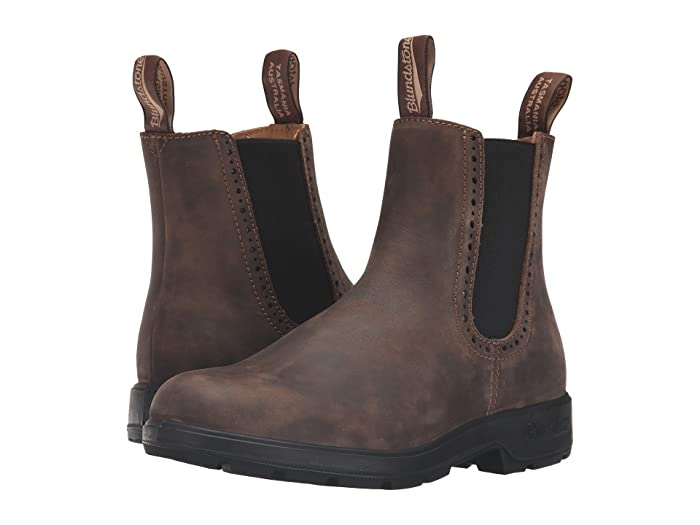 Blundstone  BL1351 (Rustic Brown) Womens Pull-on Boots