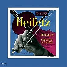 Chausson: Poème, Op. 25, Conus: Violin Concerto in E Minor,