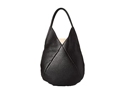 ECCO Linnea Hobo Bag (Black) Hobo Handbags