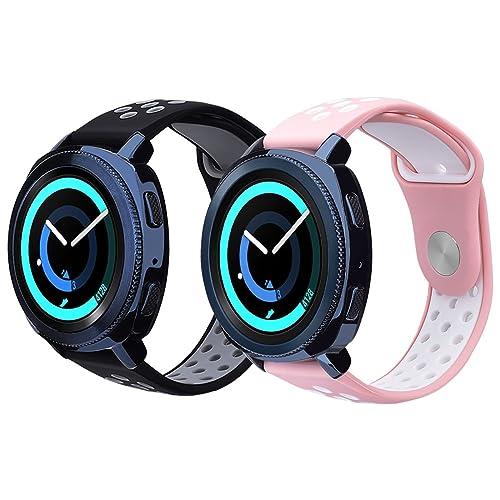 Galaxy Watch 42mm Band/Gear Sport Band/Galaxy Watch Active Bands - VIGOSS 20mm