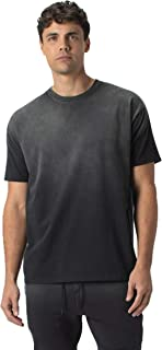 ZANEROBE Men's Classic Deco Tee, Pure Cotton Box Fit T-Shirt