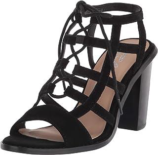 Sbicca Women's Cage Heeled Sandal