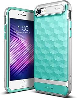 Caseology Parallax for iPhone 8 Case (2017) / iPhone 7 Case (2016) - Award Winning Design - Mint Green
