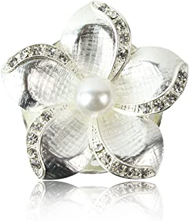 Gloop Broche para joyas con imán y colgante con brillantes – Purpurina para vestidos, bufandas o ponchos 43015