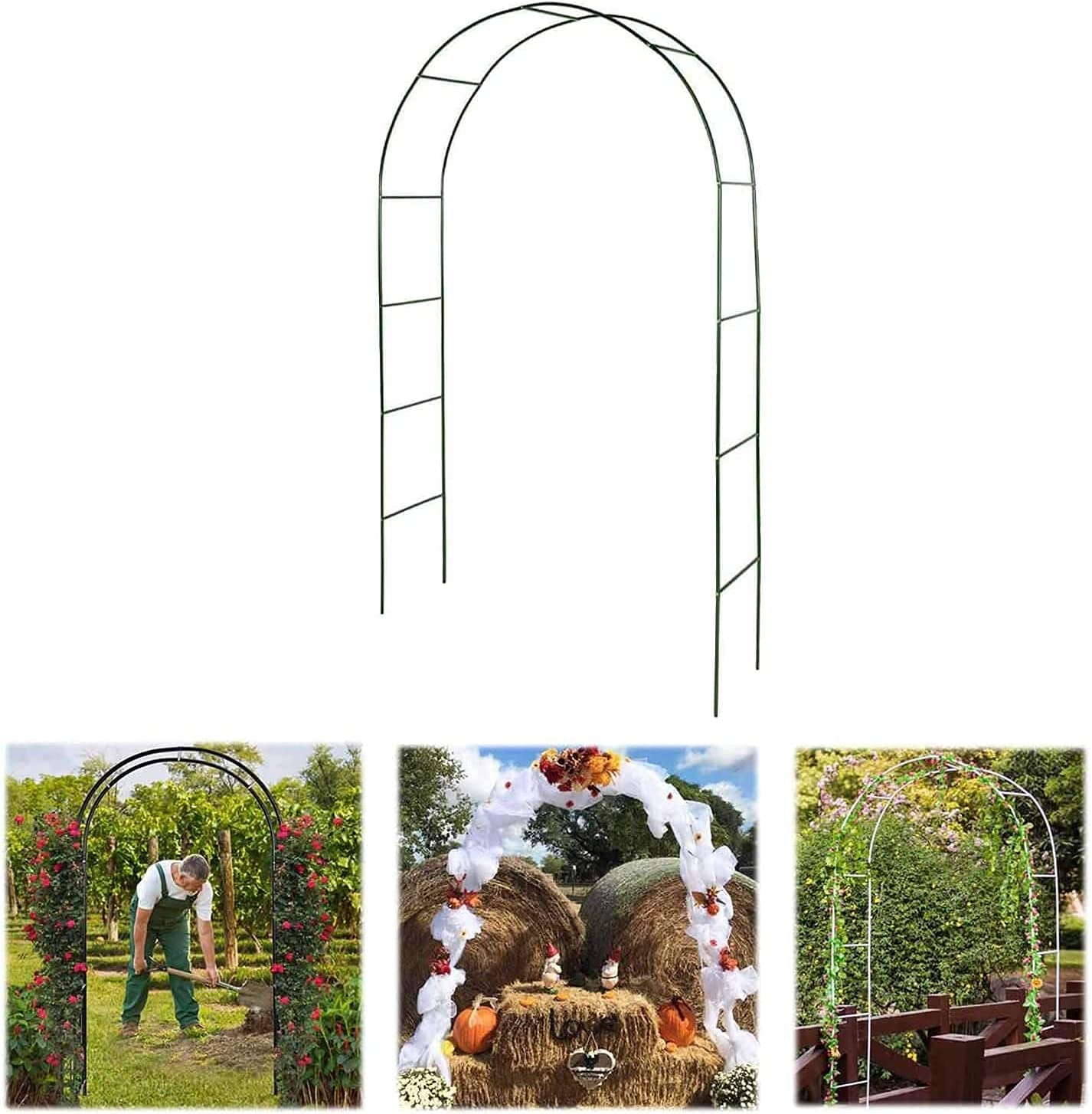 Don't miss Year-end annual account the campaign Balloon Arch Stand Garden Decorative Wedding Trellises Meta