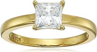 Best yellow gold princess cut engagement rings Reviews