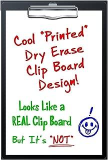 Magnetic Dry Erase Fridge Magnet -