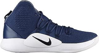 New Hyperdunk X TB Navy/White/Black Men 9.5/Women 11 Basketball Shoes