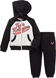 Baby and Toddler Boy's Hoodie & Sweatpants Set